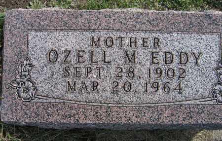 EDDY, OZELL M. - Linn County, Iowa | OZELL M. EDDY