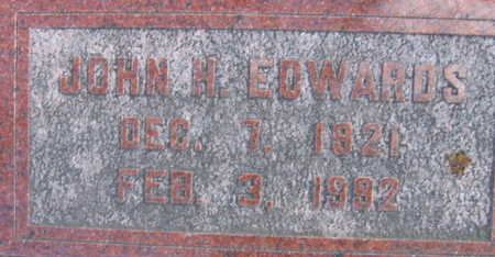 EDWARDS, JOHN H - Linn County, Iowa | JOHN H EDWARDS