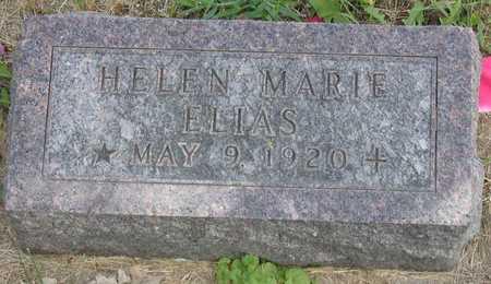 ELIAS, HELEN MARIE - Linn County, Iowa | HELEN MARIE ELIAS