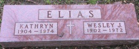 ELIAS, WESLEY J. - Linn County, Iowa | WESLEY J. ELIAS