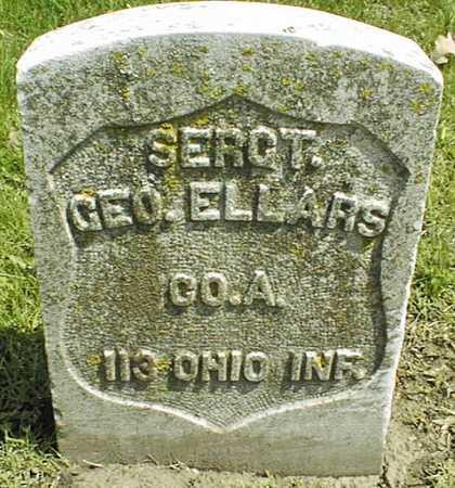 ELLARS, SERGT. GEORGE - Linn County, Iowa | SERGT. GEORGE ELLARS