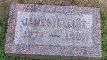 ELLIOT, JAMES - Linn County, Iowa   JAMES ELLIOT