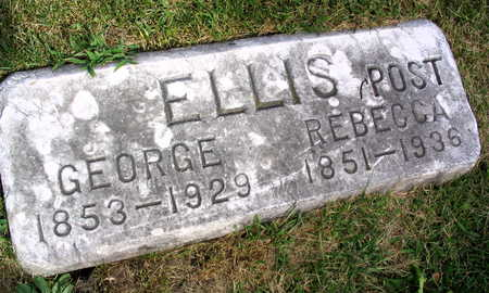 ELLIS, GEORGE - Linn County, Iowa | GEORGE ELLIS