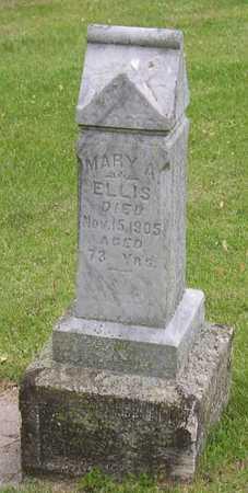 ELLIS, MARY A. - Linn County, Iowa | MARY A. ELLIS