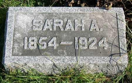 ELLISON, SARAH A. - Linn County, Iowa | SARAH A. ELLISON