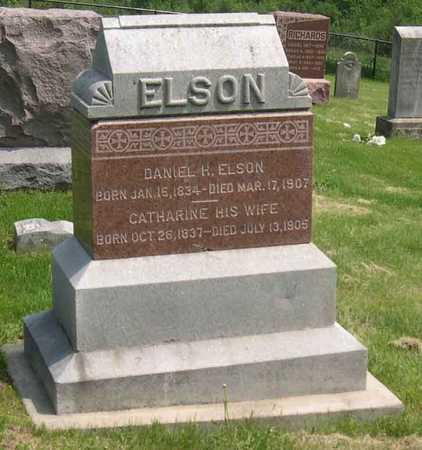 ELSON, DANIEL H. - Linn County, Iowa | DANIEL H. ELSON