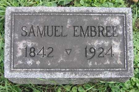 EMBREE, SAMUEL - Linn County, Iowa | SAMUEL EMBREE