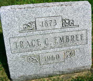 EMBREE, TRACE C. - Linn County, Iowa | TRACE C. EMBREE