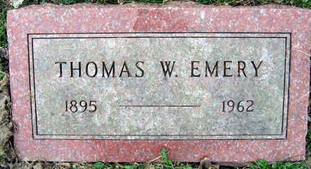 EMERY, THOMAS W. - Linn County, Iowa | THOMAS W. EMERY