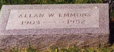EMMONS, ALLAN - Linn County, Iowa | ALLAN EMMONS
