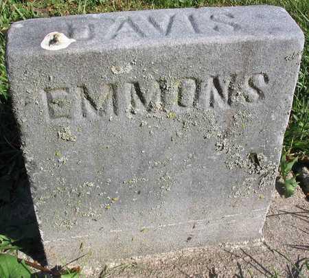 EMMONS, DAVIS - Linn County, Iowa | DAVIS EMMONS