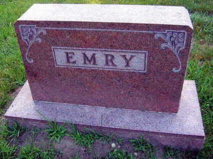 EMRY, FAMILY STONE - Linn County, Iowa | FAMILY STONE EMRY