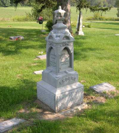ENDERS, FAMILY STONE - Linn County, Iowa | FAMILY STONE ENDERS