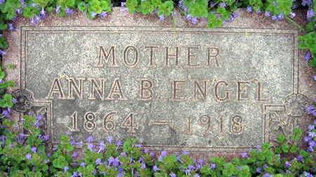 ENGEL, ANNA B. - Linn County, Iowa | ANNA B. ENGEL