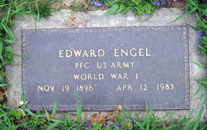 ENGEL, EDWARD - Linn County, Iowa | EDWARD ENGEL