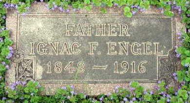 ENGEL, IGNAC F. - Linn County, Iowa | IGNAC F. ENGEL