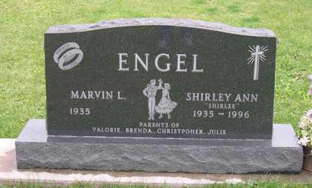 ENGEL, SHIRLEY ANN - Linn County, Iowa | SHIRLEY ANN ENGEL