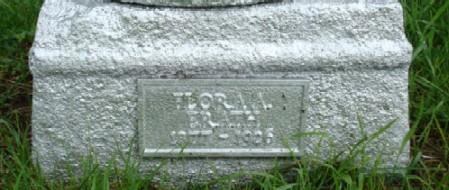 ERATH, FLORA A. - Linn County, Iowa | FLORA A. ERATH