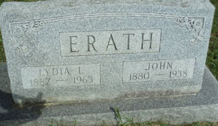 ERATH, JOHN - Linn County, Iowa | JOHN ERATH