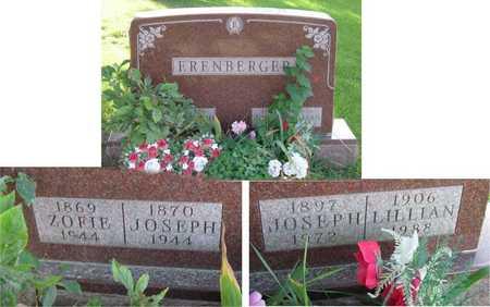 ERENBERGER, JOSEPH - Linn County, Iowa   JOSEPH ERENBERGER