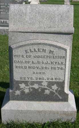 KYLE ERION, ELLEN M. - Linn County, Iowa | ELLEN M. KYLE ERION