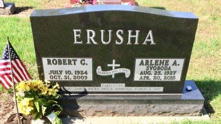 ERUSHA, ARLENE A. - Linn County, Iowa | ARLENE A. ERUSHA