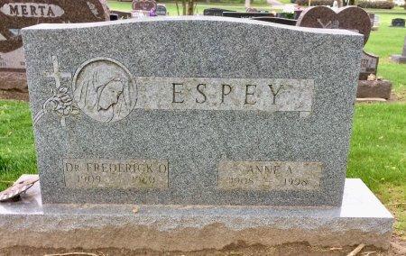 ESPEY, ANNE A. - Linn County, Iowa | ANNE A. ESPEY