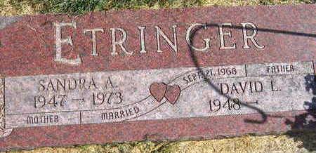 ETRINGER, SANDRA A. - Linn County, Iowa | SANDRA A. ETRINGER