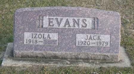 EVANS, JACK - Linn County, Iowa | JACK EVANS