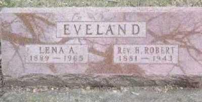 EVELAND, LENA A. - Linn County, Iowa | LENA A. EVELAND
