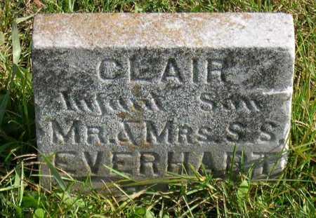 EVERHART, CLAIR - Linn County, Iowa | CLAIR EVERHART