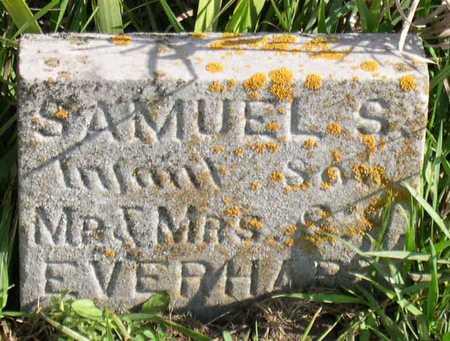 EVERHART, SAMUEL S. - Linn County, Iowa | SAMUEL S. EVERHART