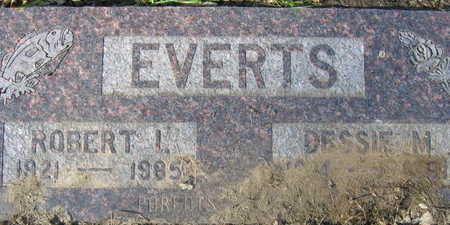 EVERTS, DESSIE M - Linn County, Iowa | DESSIE M EVERTS