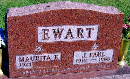 EWART, J. PAUL - Linn County, Iowa | J. PAUL EWART