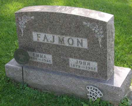 FAJMON, EMMA - Linn County, Iowa | EMMA FAJMON