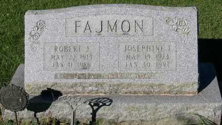 FAJMON, JOSEPHINE - Linn County, Iowa | JOSEPHINE FAJMON