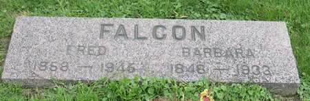 FALCON, BARBARA - Linn County, Iowa | BARBARA FALCON