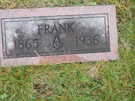 FALCON, FRANK - Linn County, Iowa | FRANK FALCON