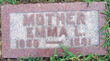 FALTIS LONG, EMMA L. - Linn County, Iowa   EMMA L. FALTIS LONG