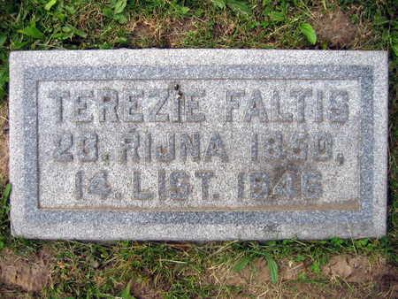 FALTIS, TEREZIE - Linn County, Iowa   TEREZIE FALTIS