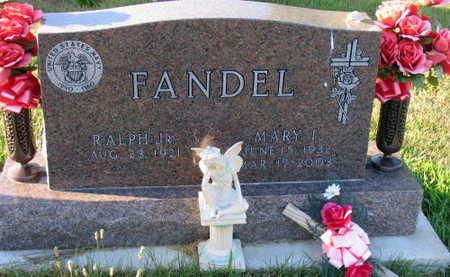 FANDEL, MARY T. - Linn County, Iowa | MARY T. FANDEL
