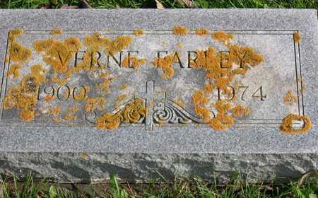 FARLEY, VERNE - Linn County, Iowa | VERNE FARLEY