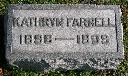 FARRELL, KATHRYN - Linn County, Iowa   KATHRYN FARRELL