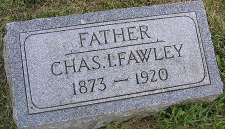 FAWLEY, CHAS. I. - Linn County, Iowa   CHAS. I. FAWLEY