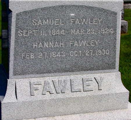 FAWLEY, HANNAH - Linn County, Iowa | HANNAH FAWLEY