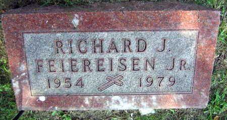 FEIEREISEN, RICHARD J. JR. - Linn County, Iowa | RICHARD J. JR. FEIEREISEN