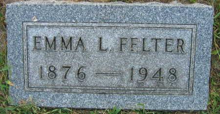 FELTER, EMMA L. - Linn County, Iowa | EMMA L. FELTER