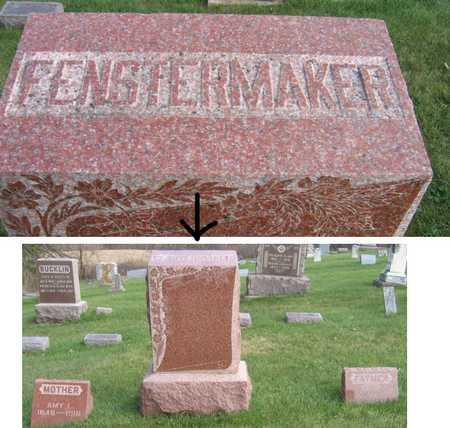 FENSTERMAKER, FAMILY STONE - Linn County, Iowa | FAMILY STONE FENSTERMAKER