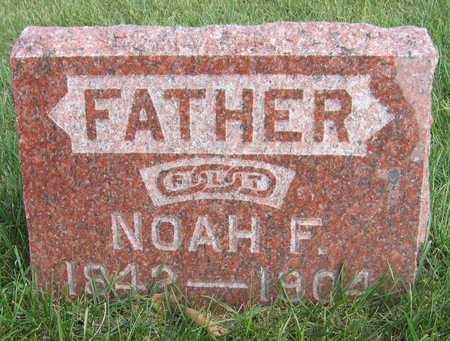 FENSTERMAKER, NOAH F. - Linn County, Iowa   NOAH F. FENSTERMAKER