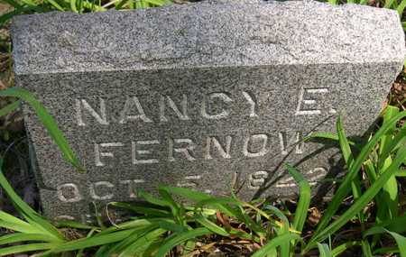 FERNOW, NANCY E. - Linn County, Iowa   NANCY E. FERNOW